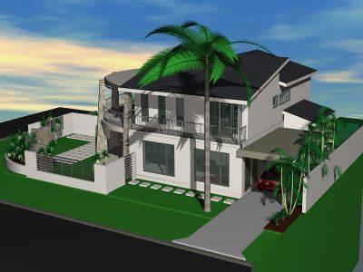Dawes Residence