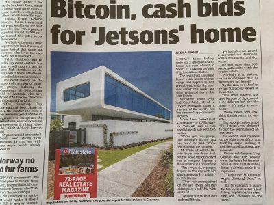 Gold Coast Bullentin- The Jetson's House